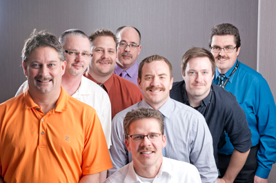The APS Men of Movember